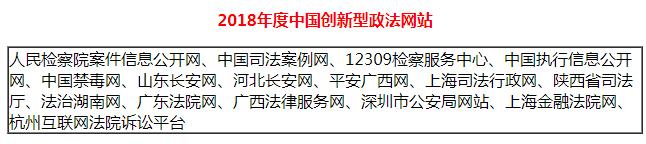 2018年度中国创新型政法网站-3.jpg